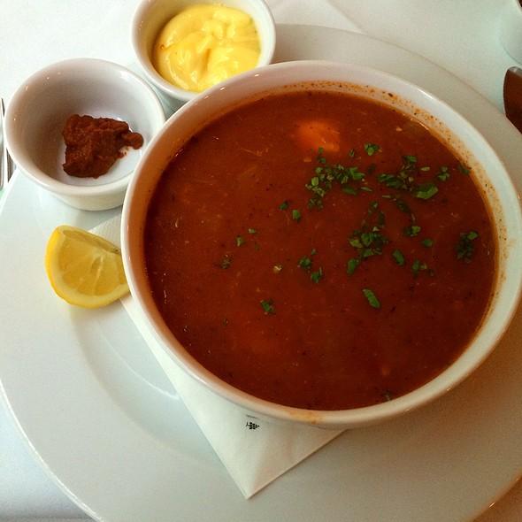 Fish Soup With Aioli @ Szara