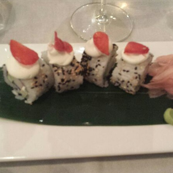 Strawberry Sushi @ Catalina