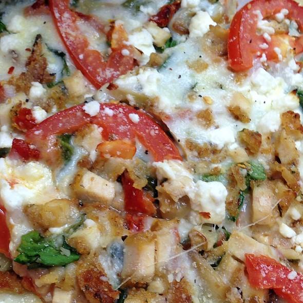 The Manassas Capone @ Pizza Spot