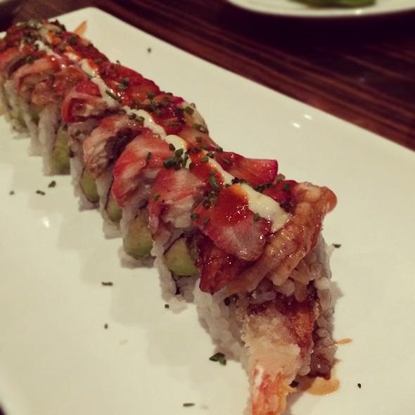 Godzilla roll @ Kome