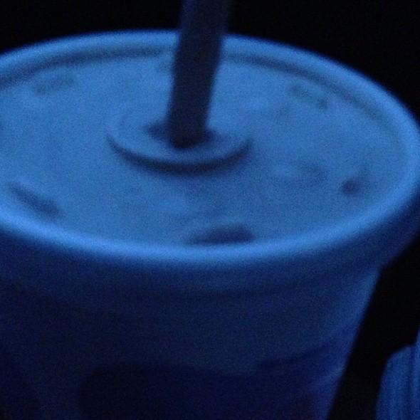 Chocolate Malt Milkshake @ Kline's Freeze