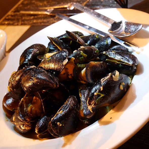 French Style Mussels - Black's Bar & Kitchen, Bethesda, MD