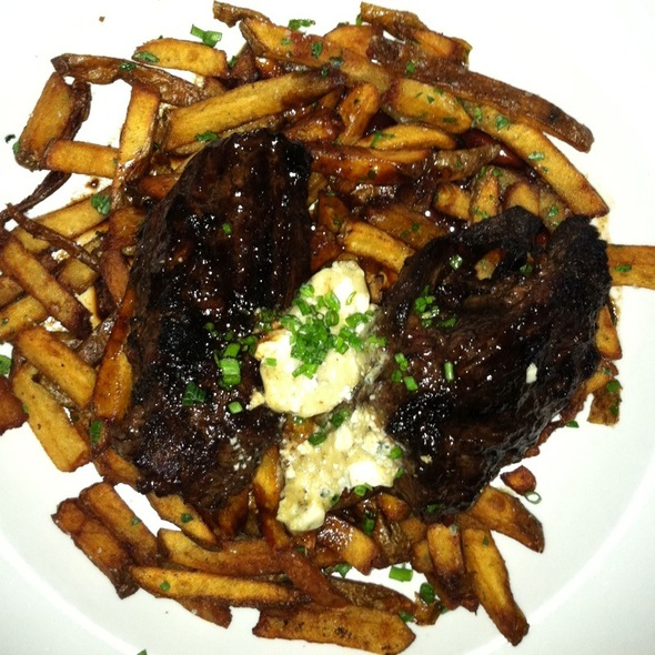 Steak & Fries @ Franklin Cafe Southie