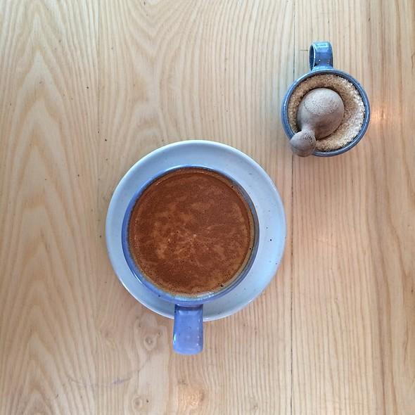 Flat White @ Rocket Coffeebar