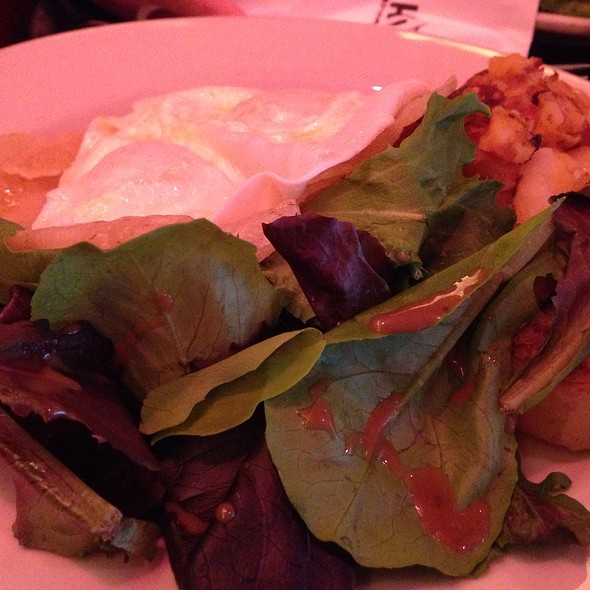 Huevos rancheros - Hi-Life Restaurant & Lounge - Upper East Side, New York, NY