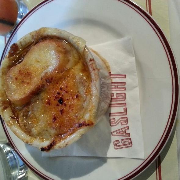French Onion Soup - Gaslight, Boston, MA