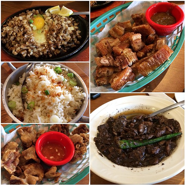 Filipino @ Nipa Hut Bar & Restaurant