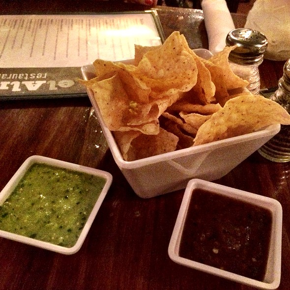 Chips and Salsa - El Alma Cafe y Cantina, Austin, TX