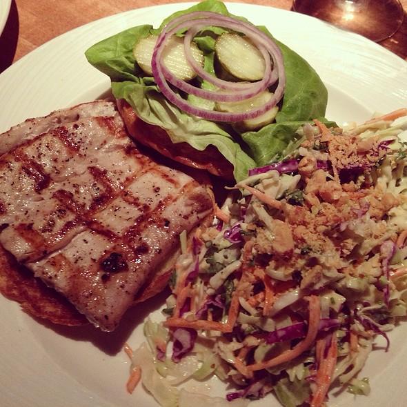 Mahi Mahi sandwich - Pinon Grill - Boca Raton, Boca Raton, FL