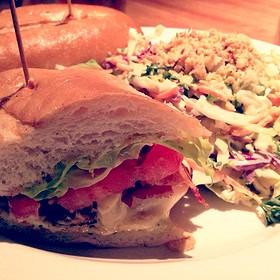Grilled Chicken Saandwich