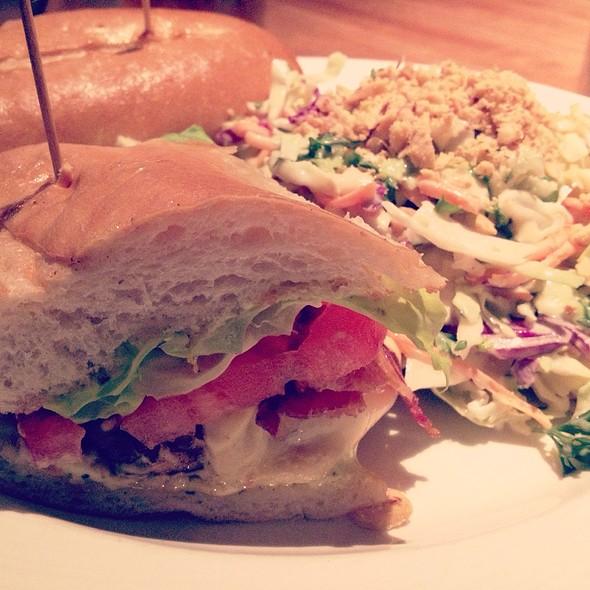 Grilled Chicken Saandwich - Pinon Grill - Boca Raton, Boca Raton, FL