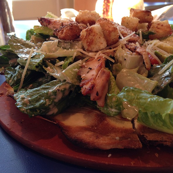 Ancona Caesar @ Reginelli's Pizza