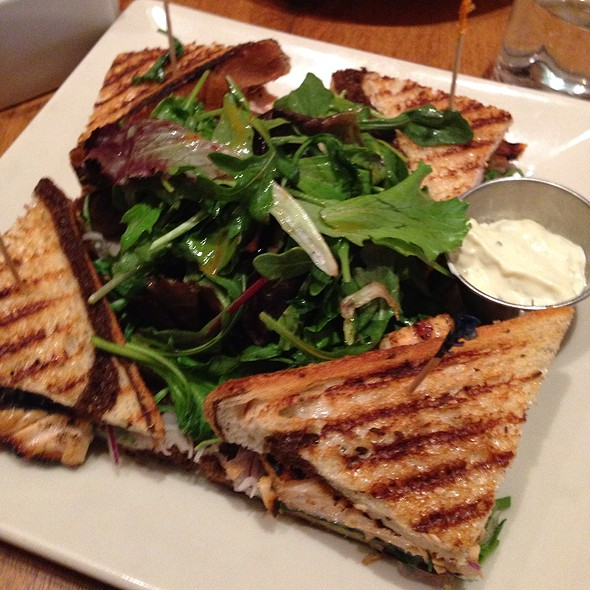 Salmon BLT Sandwich - East End Kitchen, New York, NY