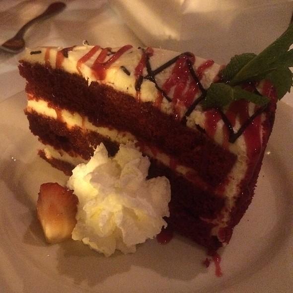 Red Velvet Cake @ Bobby Van's Grill