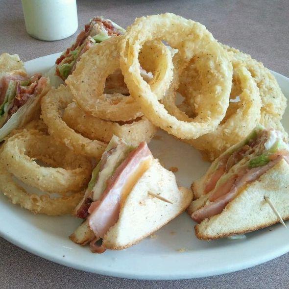 Club Sandwich @ Kwik Burger