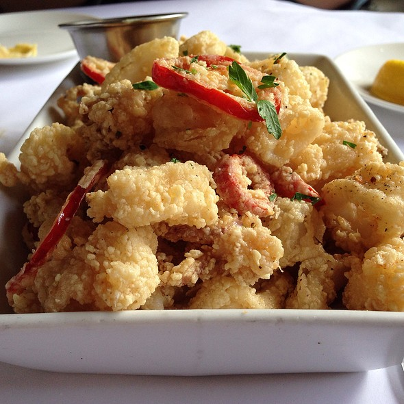 Crispy Monterey Calamari - VILLAGE California Bistro & Wine Bar, San Jose, CA