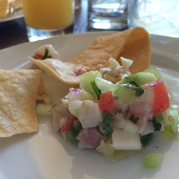Rockfish Ceviche @ Cantinetta
