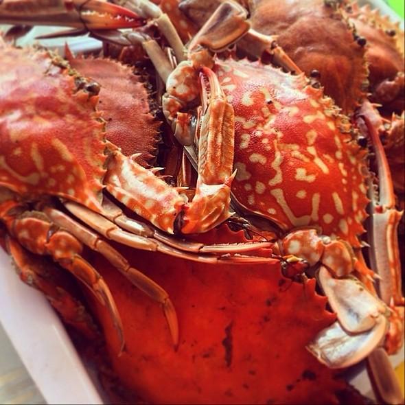 crab @ Magalawa Island