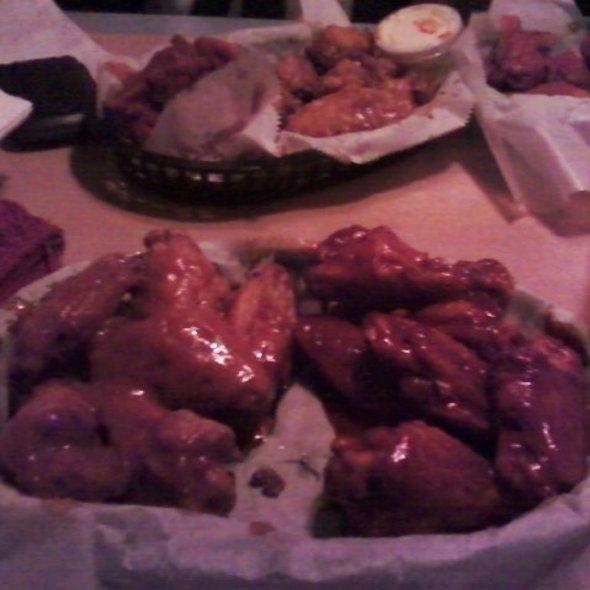 Chicken Wings @ Talericos