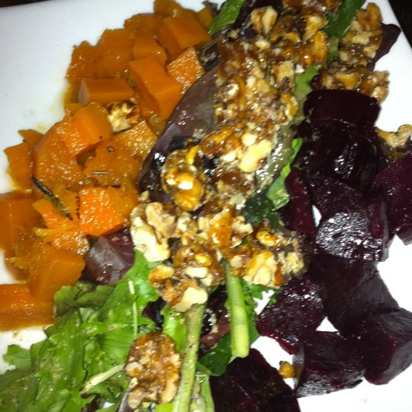 Beet And Butternut Squash Salad - In Vino Restaurant & Wine Bar, New York, NY