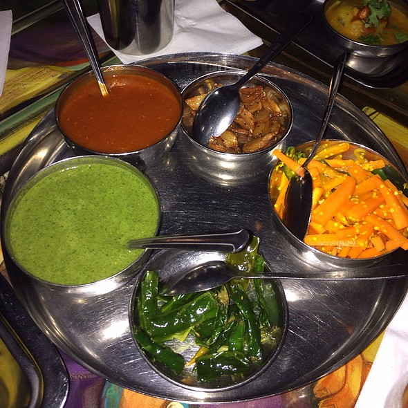 Chutneys - Vatan Indian Restaurant, New York, NY