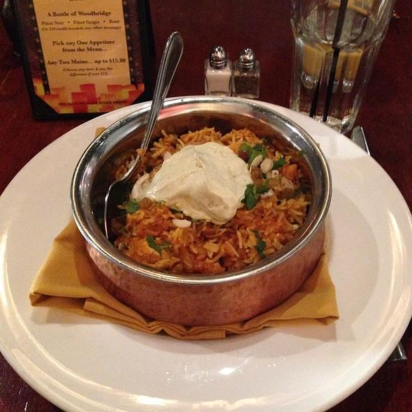 Chicken Biryani - India Restaurant, Providence, RI