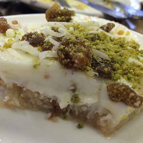 Palace Bread @ King Tut Mediterranean Restaurant
