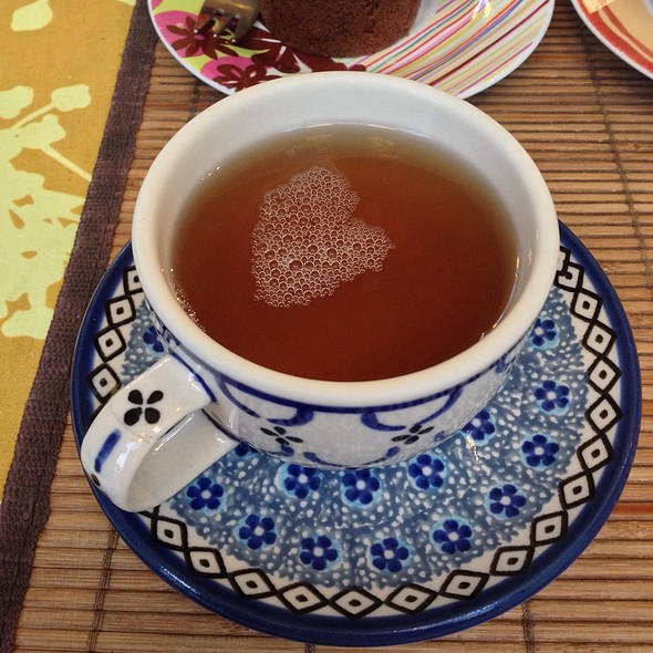Chestnut Tea @ L'Oisive Thé