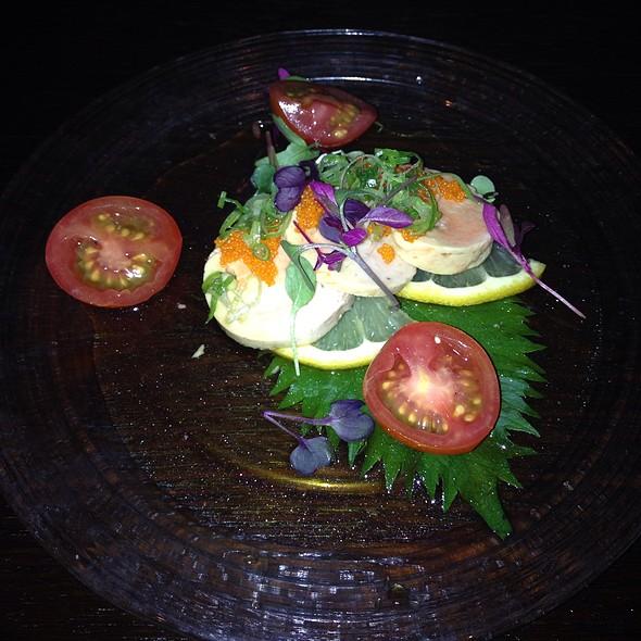 Monkfish Liver - Arashi Sushi, Los Angeles, CA