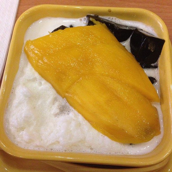 Honeymoon Dessert 满记甜品 (Vivocity) Menu - Singapore ...