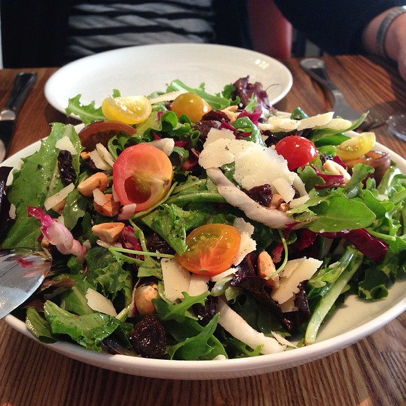 Arugula Salad @ The Factory Kitchen