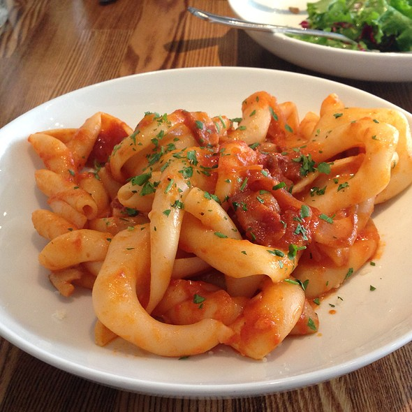 Pasta Arrabiata @ The Factory Kitchen