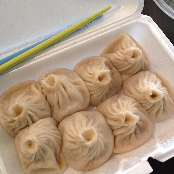 Soup Dumplings @ Dimsum Garden