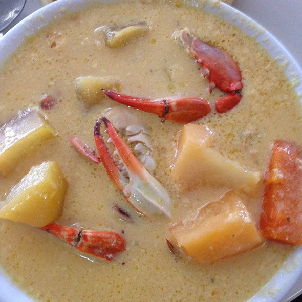 Crab Soup @ El Atlakat