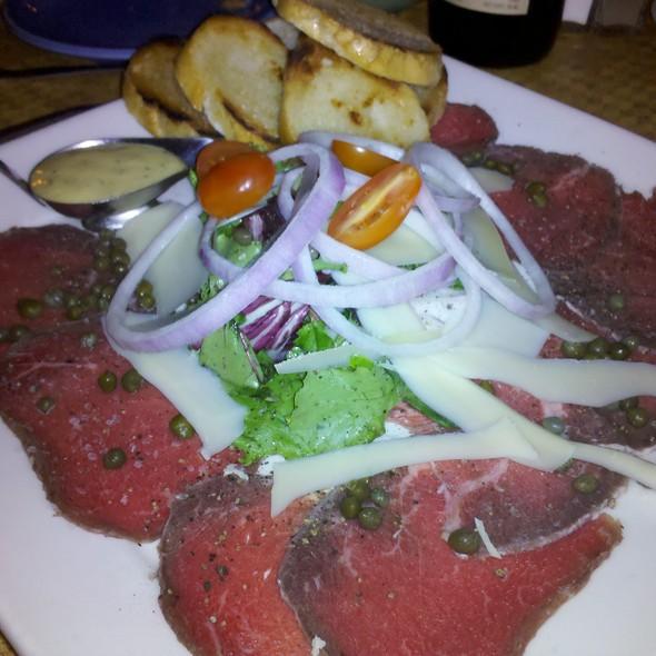 Beef Carpaccio @ Jackson Grill