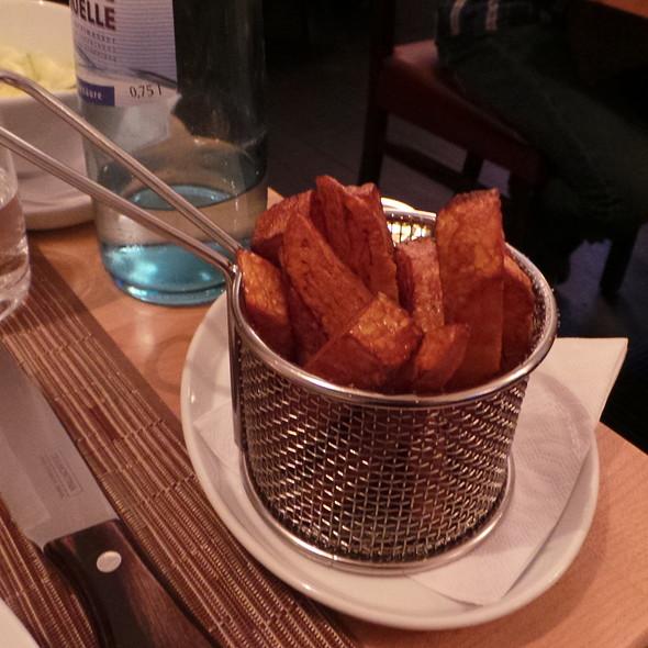 Potato Sticks @ Christian Penzhorn