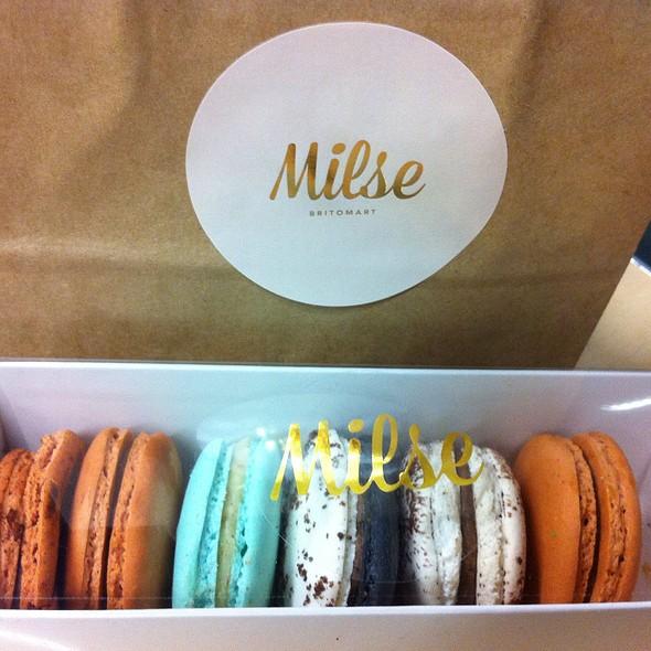 Macarons @ Milse