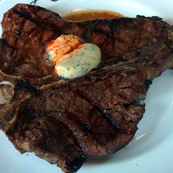 Porterhouse - Dempsey's Steakhouse at Saddlebrook Resort, Wesley Chapel, FL