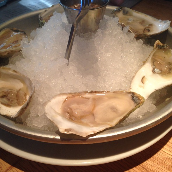 Fannie Bay Oysters On The Half Shell - Pacific Table, Fort Worth, TX