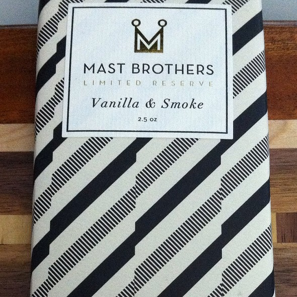 Mast Brothers Limited Reserve Vanilla and Smoke Chocolate @ Old City Java