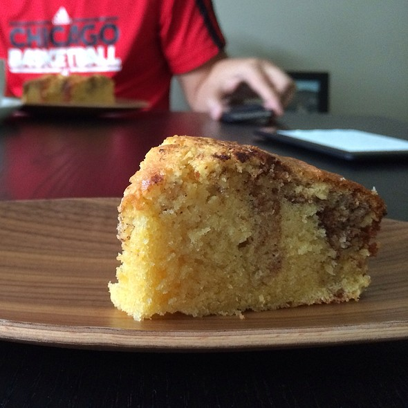 Butter Cake @ Home