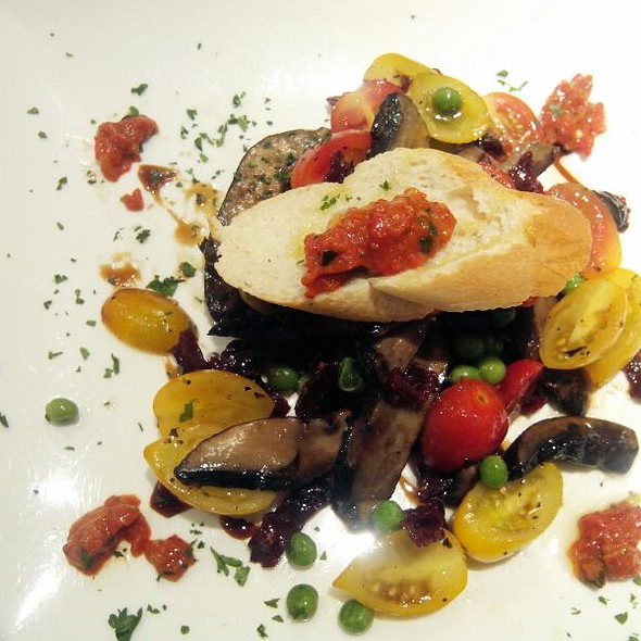 Portobel Mashroom Salad