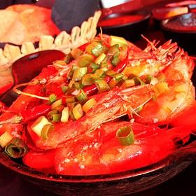 Peel & Eat Shrimp 'Cucarachas'