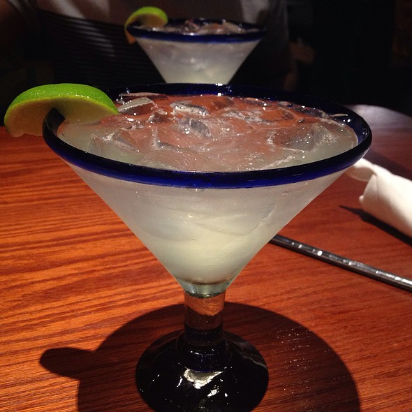 Classic Margarita @ Red Lobster