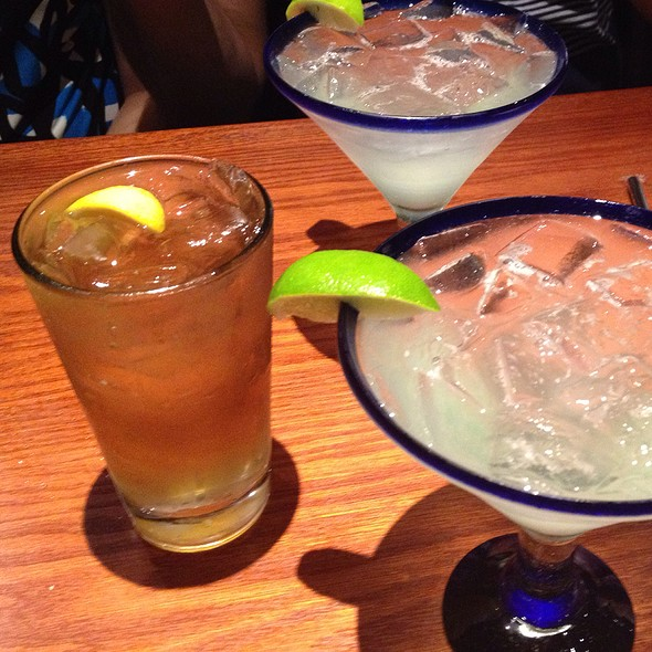 Long Island Long Beach Tea @ Red Lobster