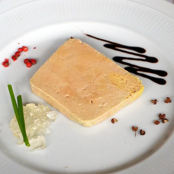 Foie Gras de Canard Kammerzell @ Maison Kammerzell