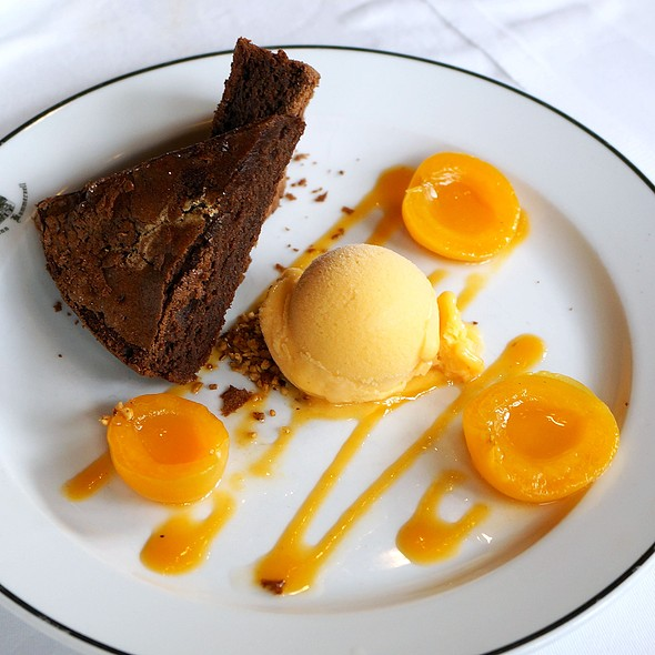 Moelleux Au Chocolat @ Maison Kammerzell