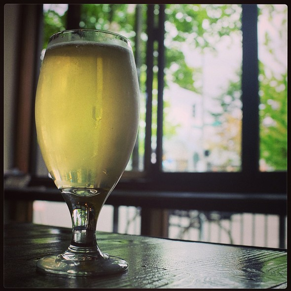 Finnriver Honey Meadow Apple Cider @ The Masonry
