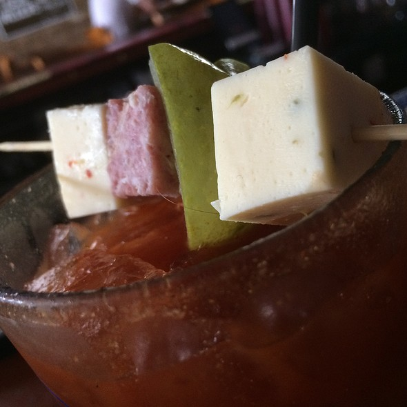 Bloody Mary @ The Pumping Company