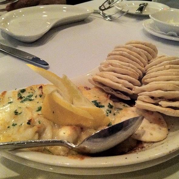 Jumbo Lump Crab Dip - Frankie Rowland's Steakhouse, Roanoke, VA